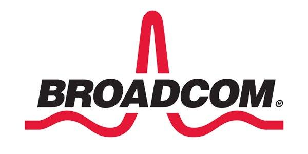 broadcom logo, photonic engineering