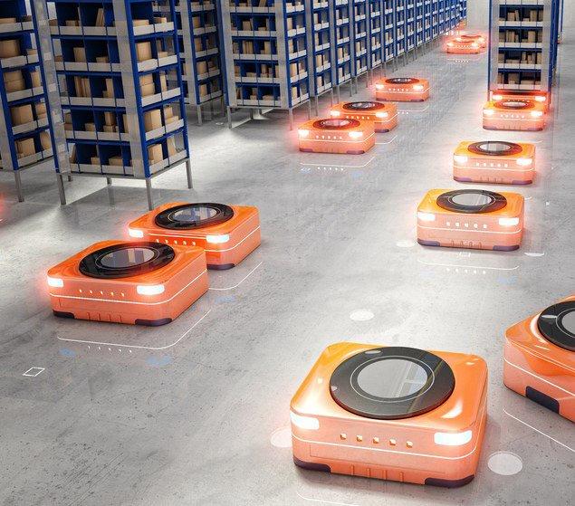 motion control using optical encoder discs