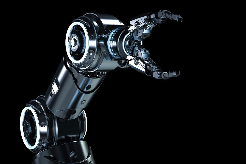 The Robotic Arm and Encoder Disk: A Precision Pairing
